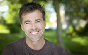 Fixed Hybrid Implant Restoration smile