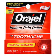 How to Stop Toothache Pain Fast: oral-gels